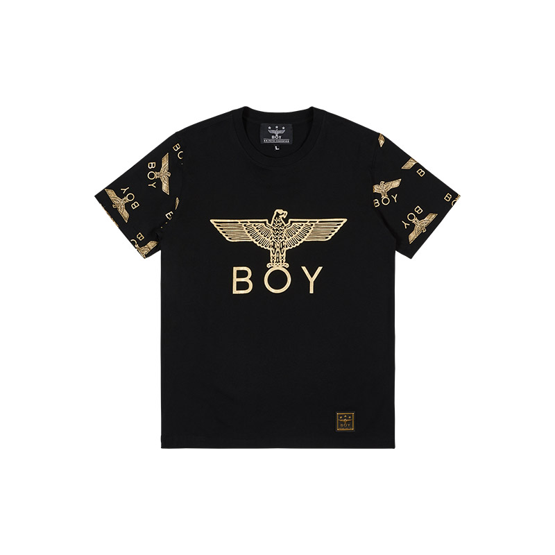 BOY LONDON (KOREA)BOY LONDON소매 리핏 티셔츠 (5Color)