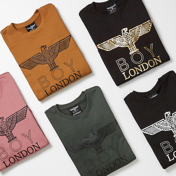 BOY LONDON (KOREA)자체브랜드BRT LOGO STYLE #09-10